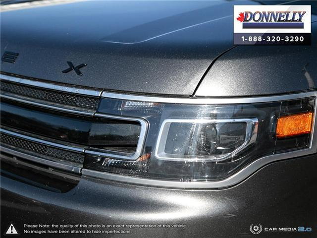 2019 Ford Flex Limited (Stk: PLDUR6065) in Ottawa - Image 11 of 30