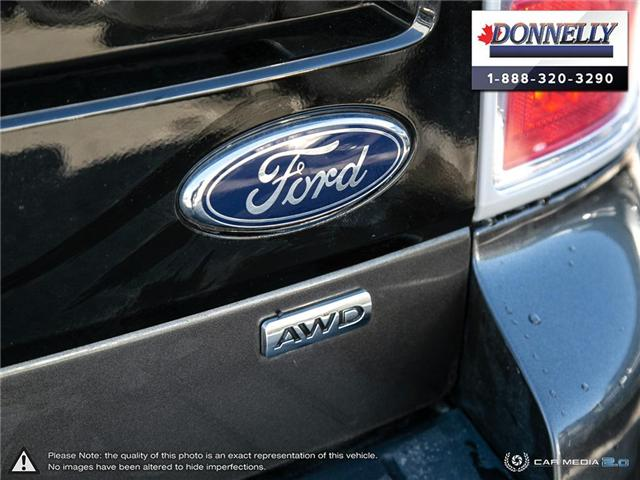 2019 Ford Flex Limited (Stk: PLDUR6065) in Ottawa - Image 12 of 30