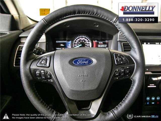 2019 Ford Flex Limited (Stk: PLDUR6065) in Ottawa - Image 14 of 30