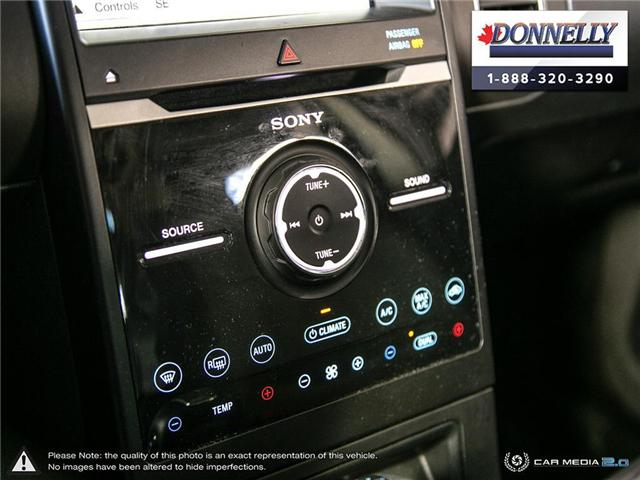 2019 Ford Flex Limited (Stk: PLDUR6065) in Ottawa - Image 20 of 30