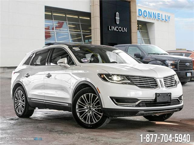 2016 Lincoln MKX Reserve (Stk: DR2207A) in Ottawa - Image 1 of 29