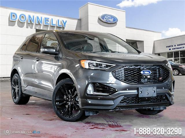 2019 Ford Edge ST (Stk: DS410) in Ottawa - Image 1 of 27