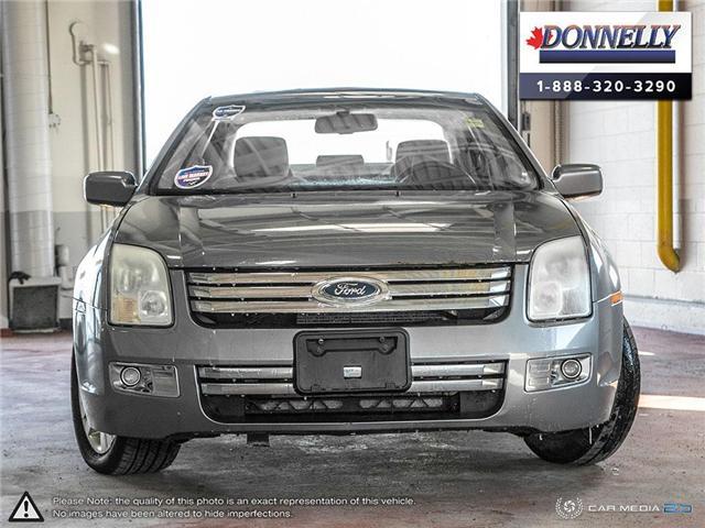2006 Ford Fusion SEL (Stk: PBWDUR5891A) in Ottawa - Image 2 of 28