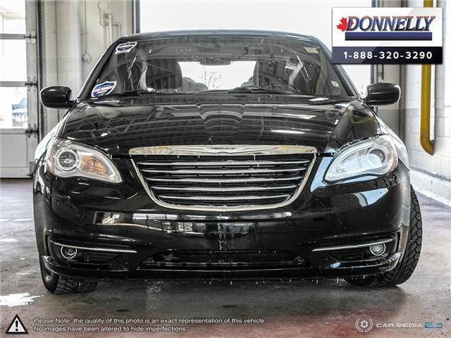 2013 Chrysler 200 Touring (Stk: CLDR2029A) in Ottawa - Image 2 of 30