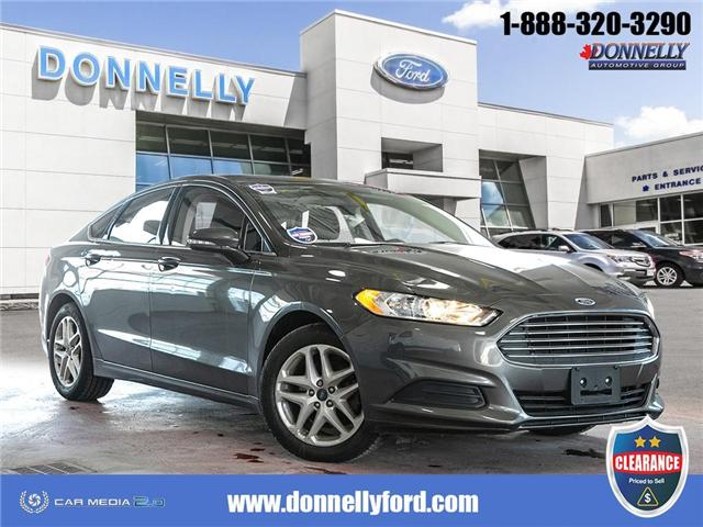 2016 Ford Fusion SE (Stk: CLDR1200A) in Ottawa - Image 1 of 29