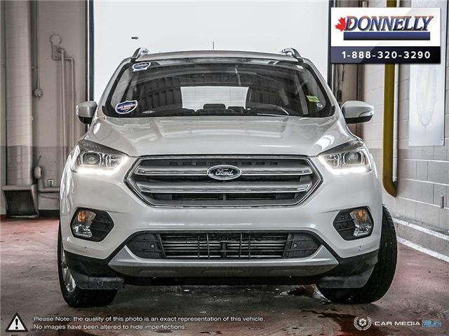 2018 Ford Escape Titanium (Stk: PLDUR6029) in Ottawa - Image 2 of 30