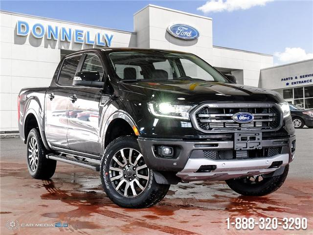 2019 Ford Ranger Lariat (Stk: DS408) in Ottawa - Image 1 of 27