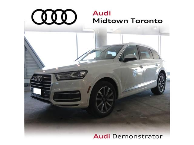 2019 Audi Q7 55 Progressiv (Stk: DAU6544) in Toronto - Image 1 of 28
