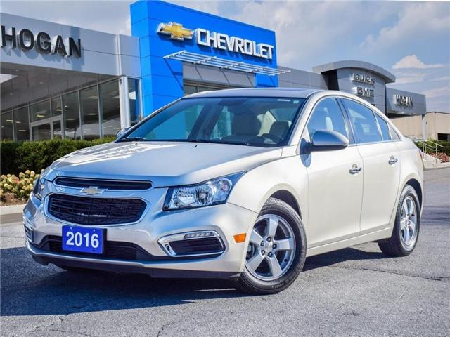 2016 Chevrolet Cruze Limited 2LT (Stk: A146765) in Scarborough - Image 1 of 27