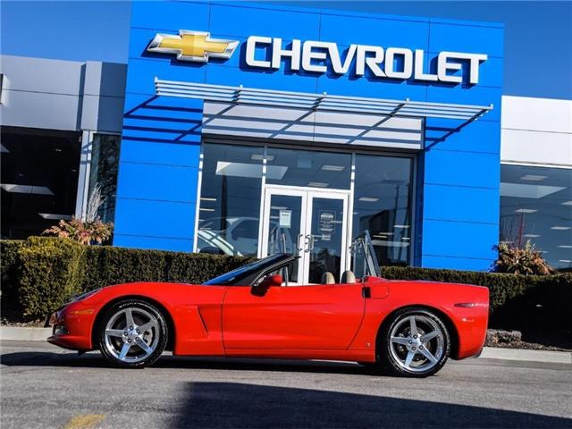 2006 Chevrolet Corvette Base (Stk: A114386) in Scarborough - Image 2 of 27