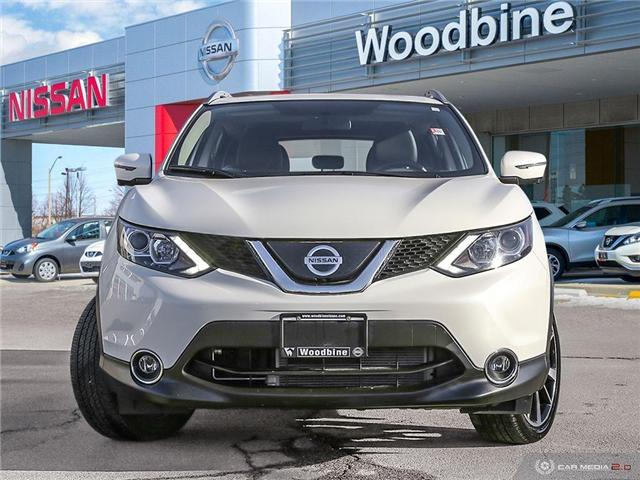2018 Nissan Qashqai SL (Stk: QA19-017A) in Etobicoke - Image 2 of 20