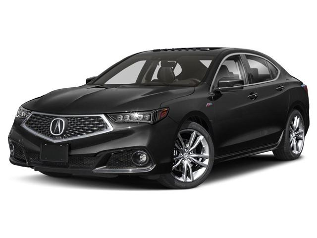 2019 Acura TLX Tech A-Spec (Stk: K802567) in Brampton - Image 1 of 9