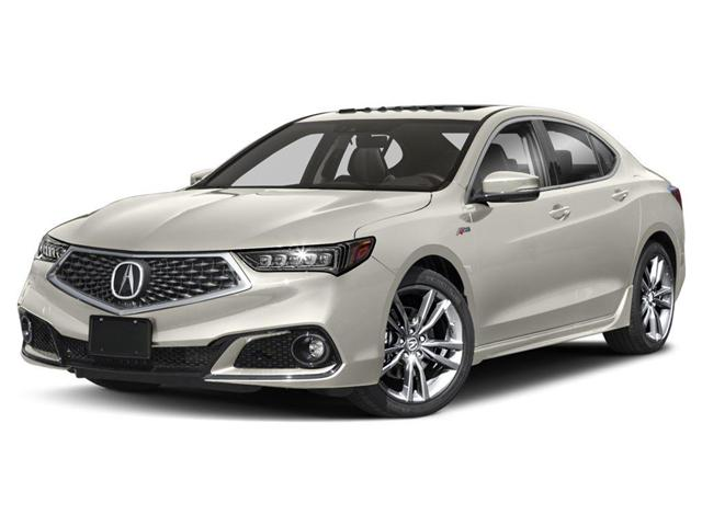 2019 Acura TLX Tech A-Spec (Stk: K802604) in Brampton - Image 1 of 9