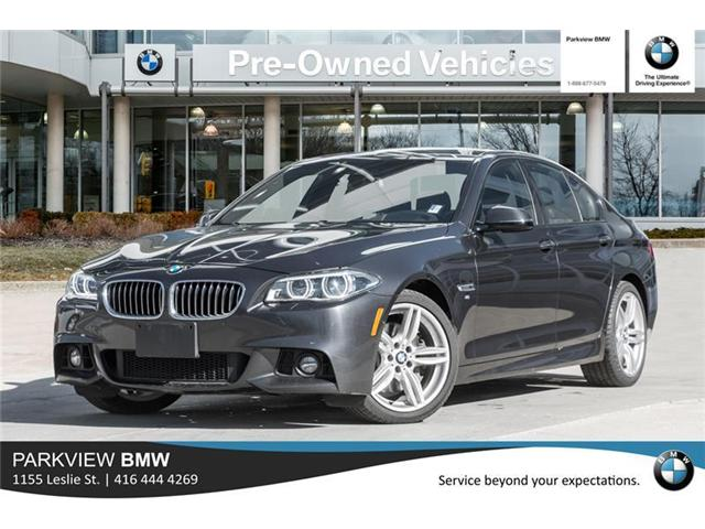 2014 BMW 535i xDrive (Stk: PP8381A) in Toronto - Image 1 of 21