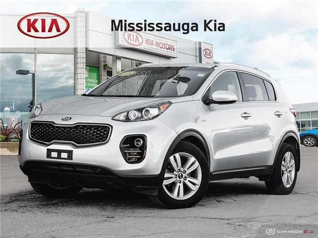 2017 Kia Sportage LX (Stk: 8124P) in Mississauga - Image 1 of 27