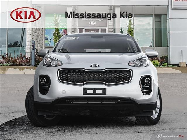 2017 Kia Sportage LX (Stk: 8124P) in Mississauga - Image 2 of 27