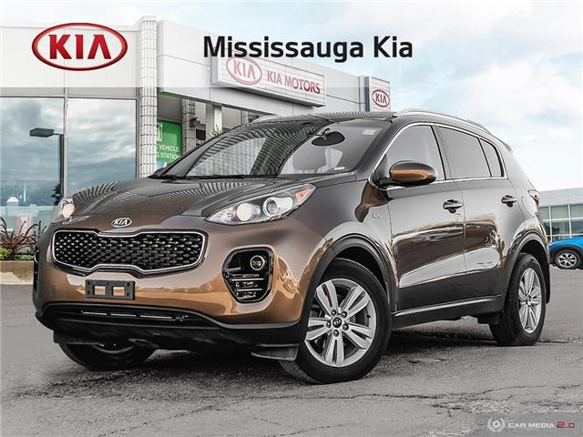 2017 Kia Sportage LX (Stk: 7840P) in Mississauga - Image 1 of 27