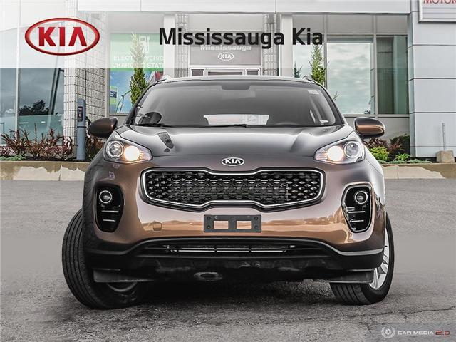 2017 Kia Sportage LX (Stk: 7840P) in Mississauga - Image 2 of 27