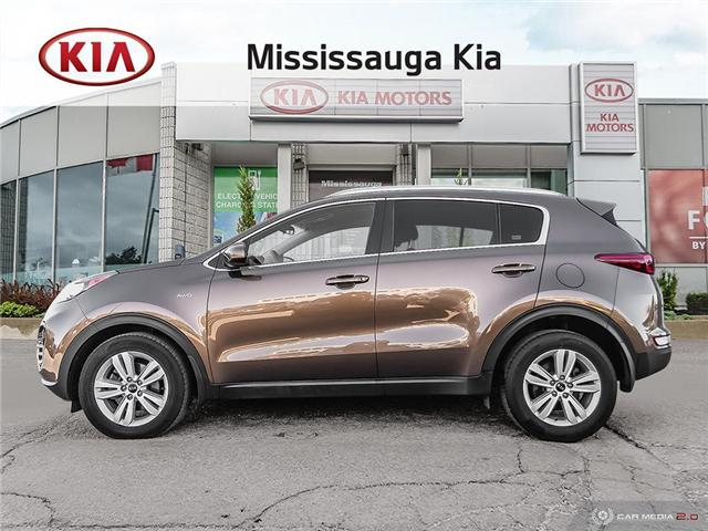2017 Kia Sportage LX (Stk: 7840P) in Mississauga - Image 3 of 27