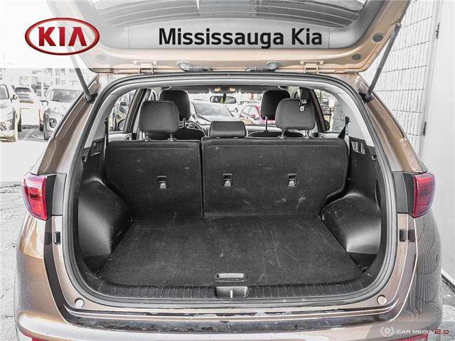 2017 Kia Sportage LX (Stk: 7840P) in Mississauga - Image 11 of 27
