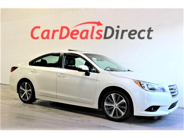 2015 Subaru Legacy 2.5i Limited Package (Stk: 002840) in Vaughan - Image 1 of 30