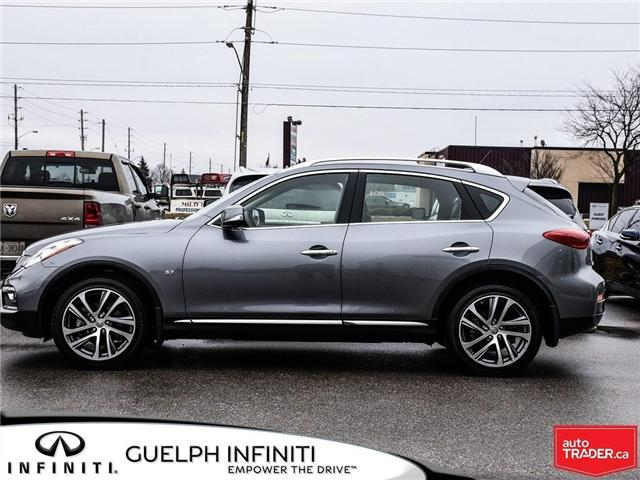 2017 Infiniti QX50 Base (Stk: IUP1902) in Guelph - Image 3 of 24