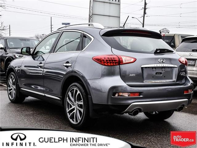 2017 Infiniti QX50 Base (Stk: IUP1902) in Guelph - Image 4 of 24
