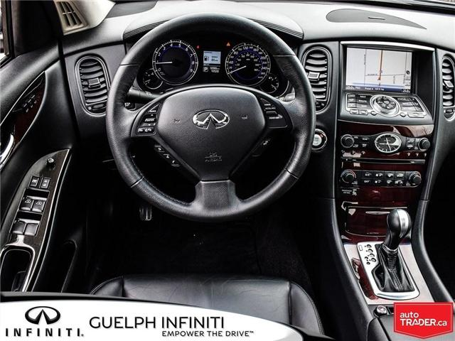 2017 Infiniti QX50 Base (Stk: IUP1902) in Guelph - Image 16 of 24