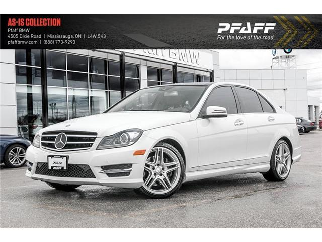 2014 Mercedes-Benz C-Class Base (Stk: 21736AA) in Mississauga - Image 1 of 22