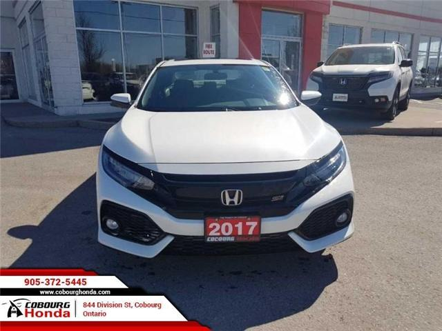 2017 Honda Civic Si (Stk: G1759) in Cobourg - Image 2 of 8