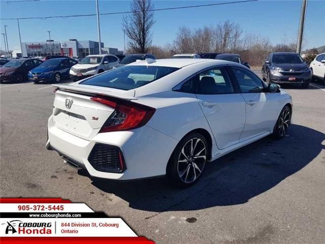 2017 Honda Civic Si (Stk: G1759) in Cobourg - Image 7 of 8