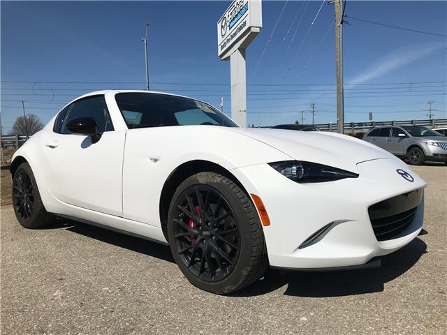 2017 Mazda MX-5 RF GT (Stk: A6521A) in Waterloo - Image 1 of 1