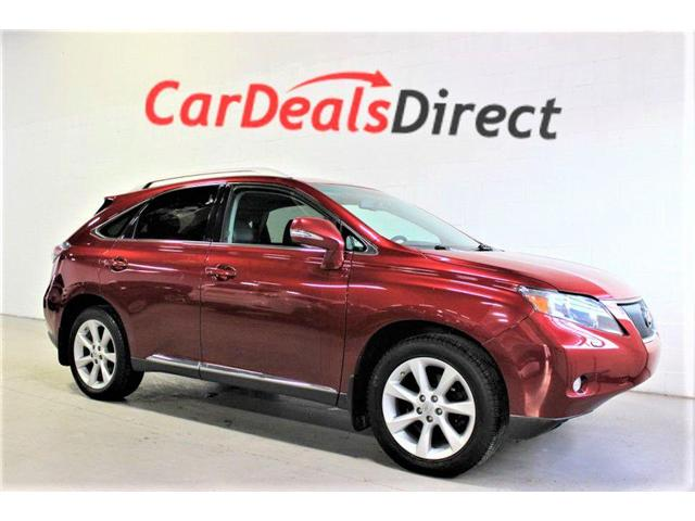 2012 Lexus RX 350 Base (Stk: 141683) in Vaughan - Image 1 of 30