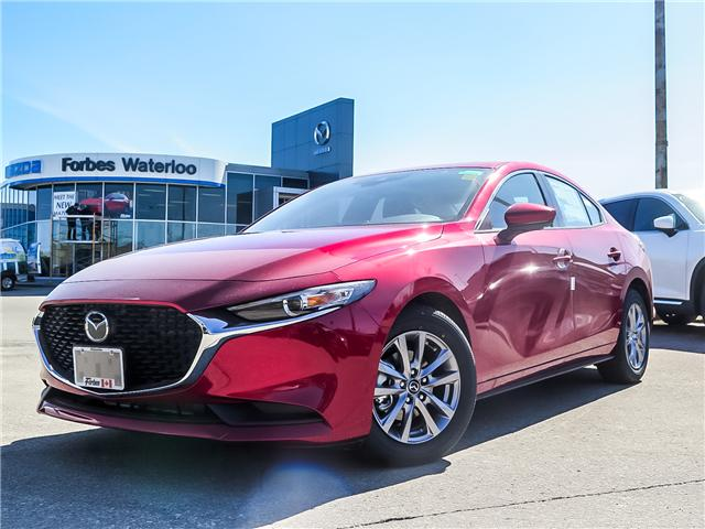2019 Mazda Mazda3 GS (Stk: A6511) in Waterloo - Image 1 of 19