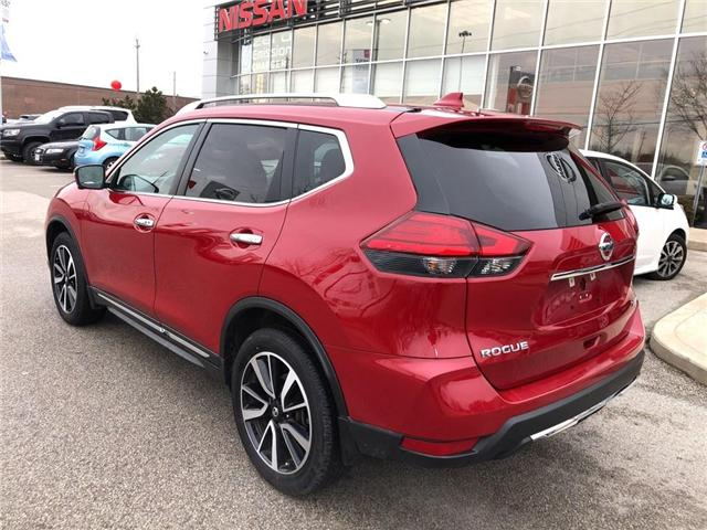 2017 Nissan Rogue SL Platinum (Stk: X8726A) in Burlington - Image 2 of 18