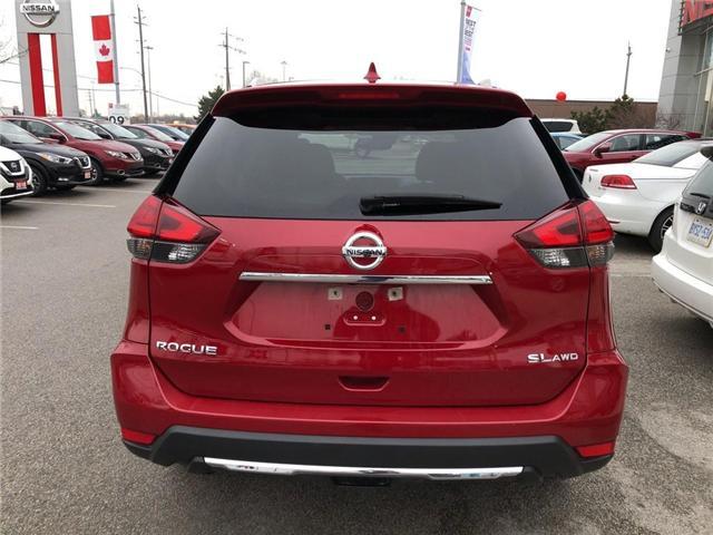 2017 Nissan Rogue SL Platinum (Stk: X8726A) in Burlington - Image 3 of 18