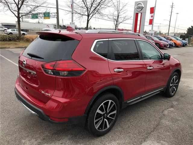 2017 Nissan Rogue SL Platinum (Stk: X8726A) in Burlington - Image 4 of 18