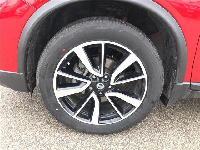 2017 Nissan Rogue SL Platinum (Stk: X8726A) in Burlington - Image 8 of 18