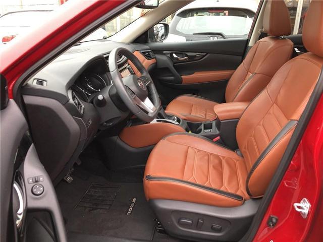 2017 Nissan Rogue SL Platinum (Stk: X8726A) in Burlington - Image 10 of 18