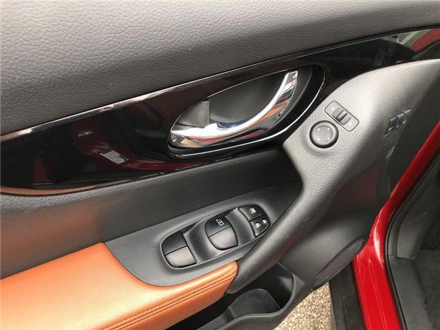 2017 Nissan Rogue SL Platinum (Stk: X8726A) in Burlington - Image 11 of 18