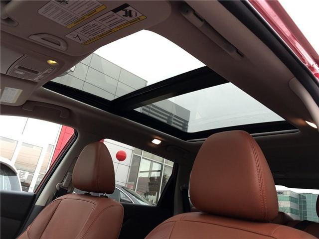 2017 Nissan Rogue SL Platinum (Stk: X8726A) in Burlington - Image 13 of 18