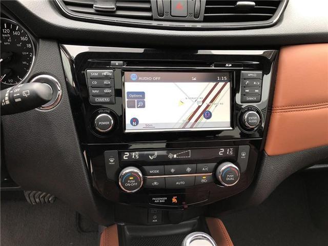 2017 Nissan Rogue SL Platinum (Stk: X8726A) in Burlington - Image 15 of 18
