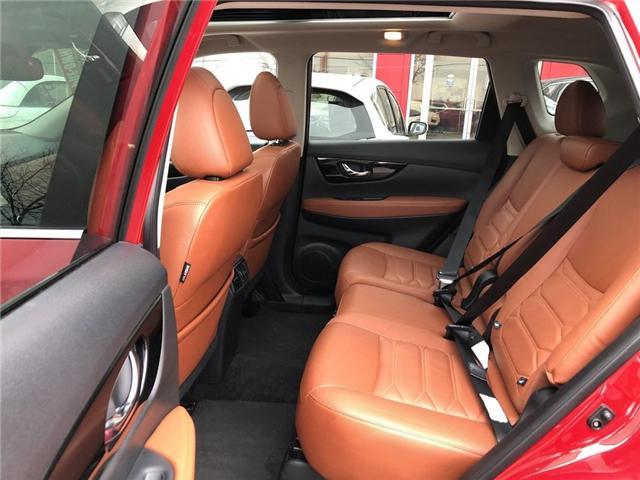 2017 Nissan Rogue SL Platinum (Stk: X8726A) in Burlington - Image 16 of 18