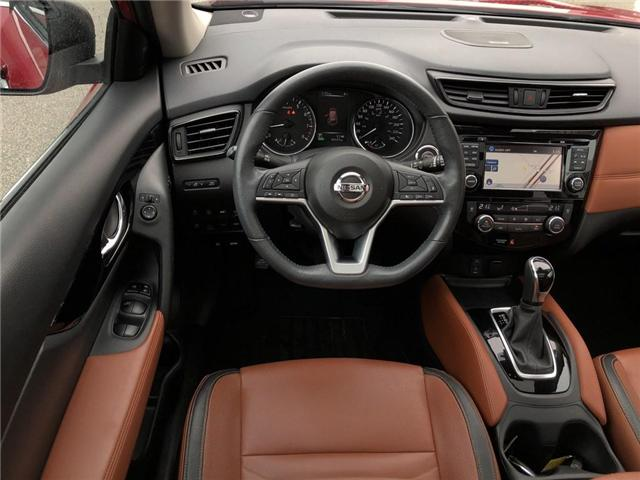 2017 Nissan Rogue SL Platinum (Stk: X8726A) in Burlington - Image 17 of 18