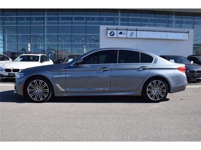 2017 BMW 540i xDrive (Stk: P888768) in Brampton - Image 2 of 21