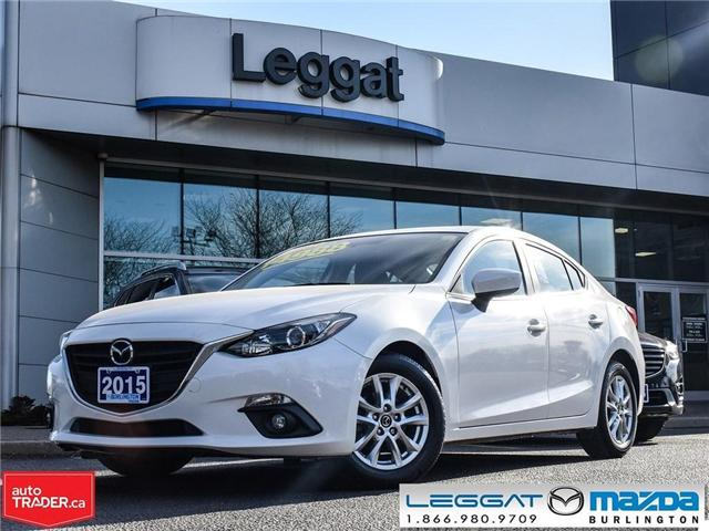 2015 Mazda Mazda3 GS- AUTOMATIC, HEATED SEATS, MOONROOF, BLUETOOTH (Stk: 197731A) in Burlington - Image 1 of 23