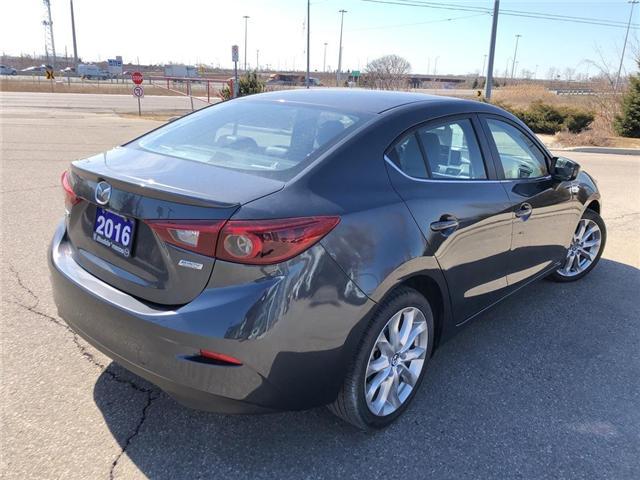 2016 Mazda Mazda3 GT (Stk: 16358A) in Oakville - Image 6 of 19