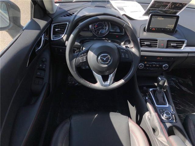 2016 Mazda Mazda3 GT (Stk: 16358A) in Oakville - Image 18 of 19