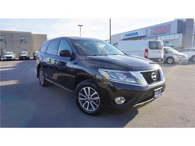 2013 Nissan Pathfinder  (Stk: HN1966A) in Hamilton - Image 2 of 40