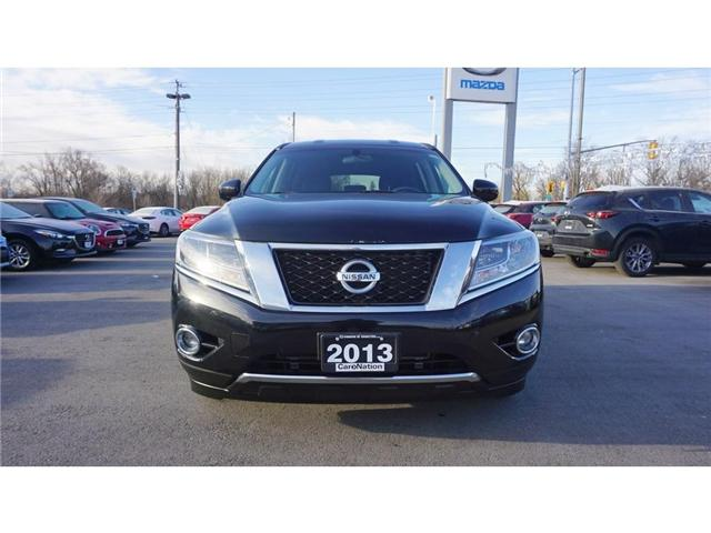 2013 Nissan Pathfinder  (Stk: HN1966A) in Hamilton - Image 3 of 40
